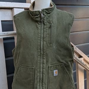 Carhartt Lined Vest, size L